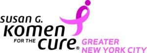 Susan G. Komen Greater NYC Logo