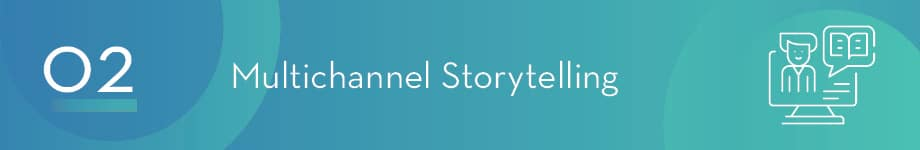 Multichannel storytelling is essential for keeping donors engaged with your responsive fundraising efforts.