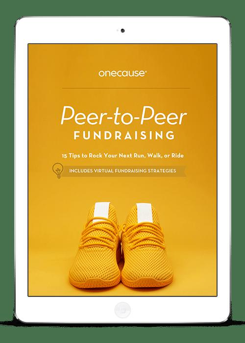 Peer-to-Peer Fundraising - Including Virtual Fundraising strategies