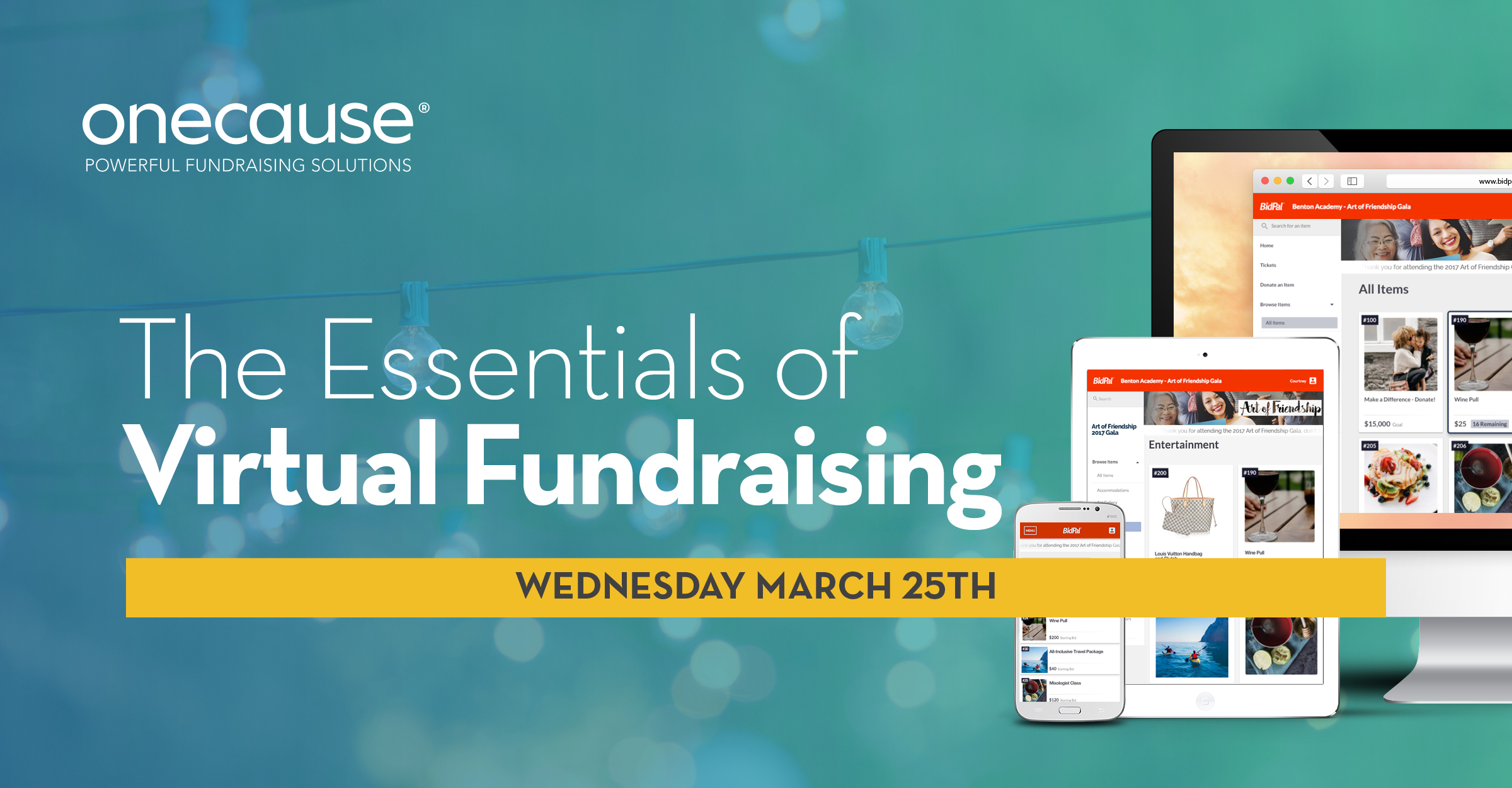 Essentials Of Virtual Fundraising