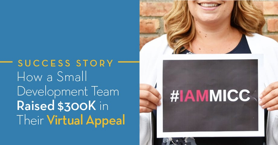 Success Story: How a Small Development Team Raised $300K in Their Virtual Appeal