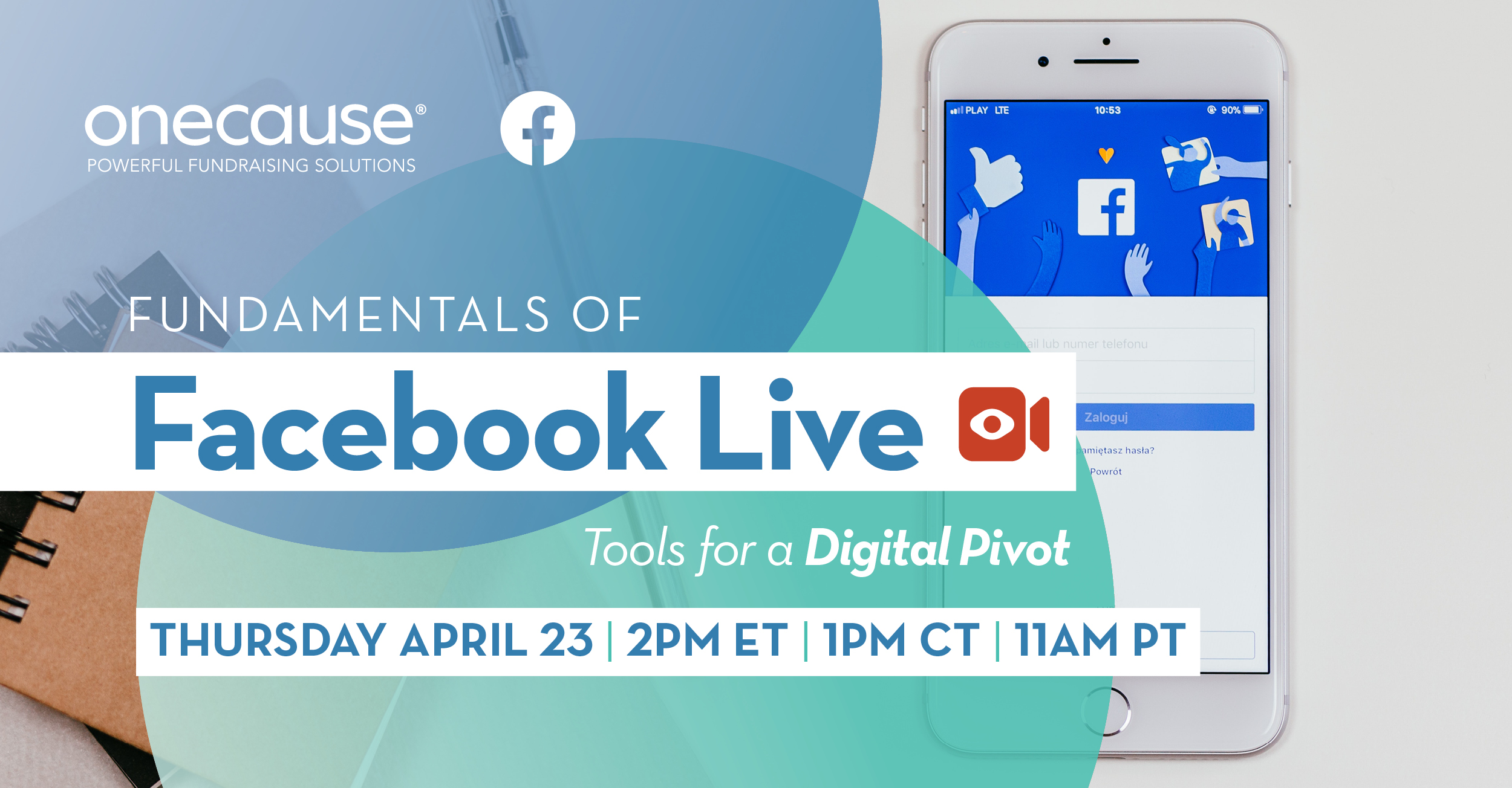 Fundamentals of Facebook Live