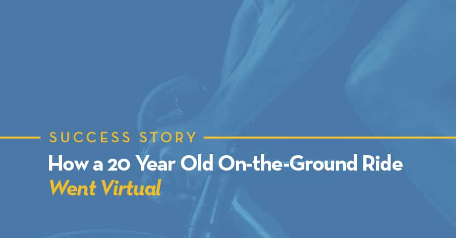 How a 20 year old on-the-ground ride went virtual