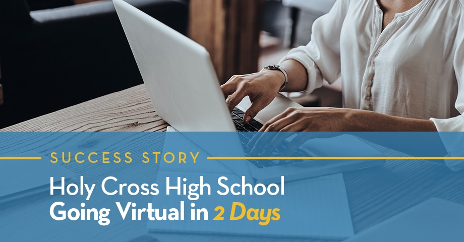 Holy Cross Success Story