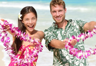 A luau party package is a great way to excite donors with your silent auction items.