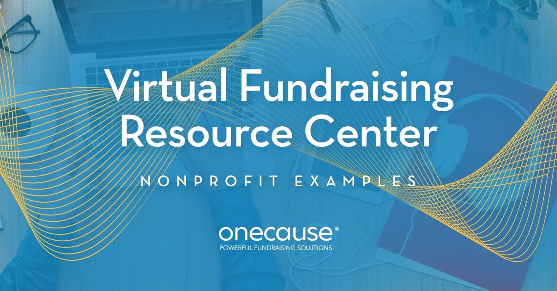 Virtual Fundraising Resource Center