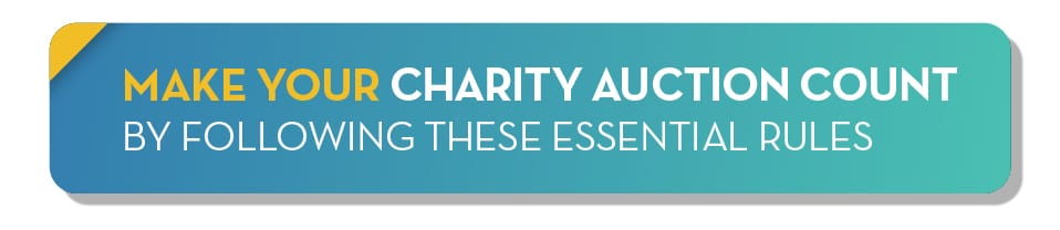 Make Your Charity Auction Count