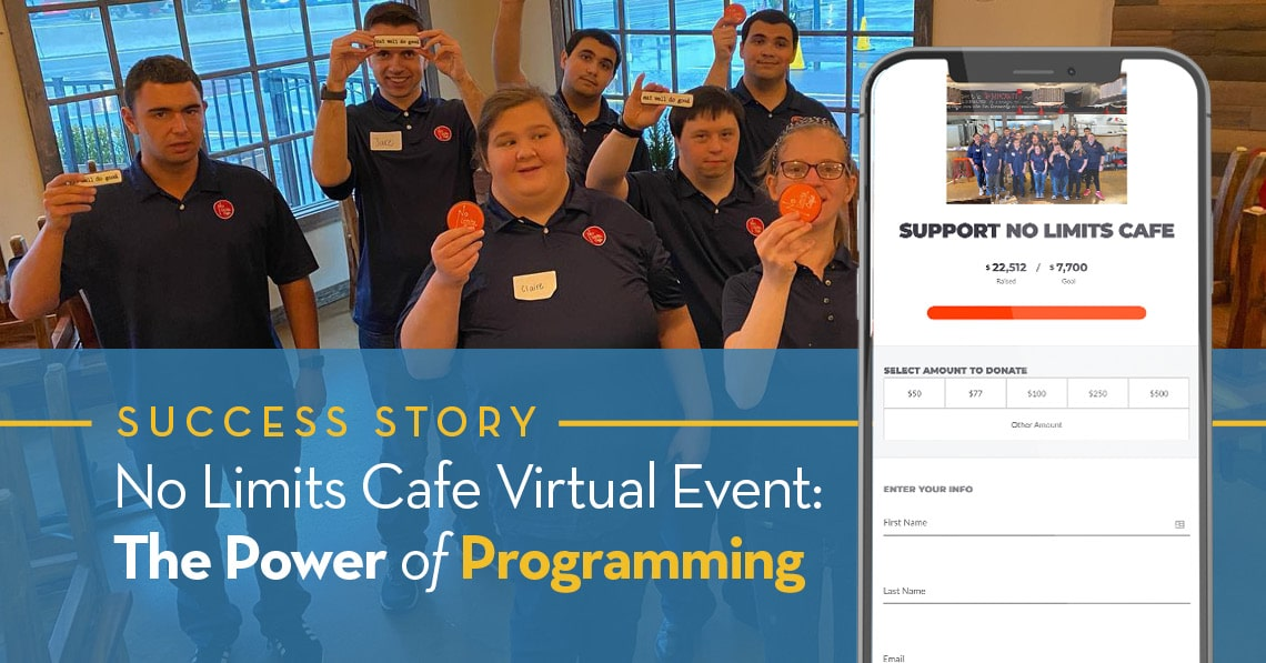 No Limits Cafe Success Story