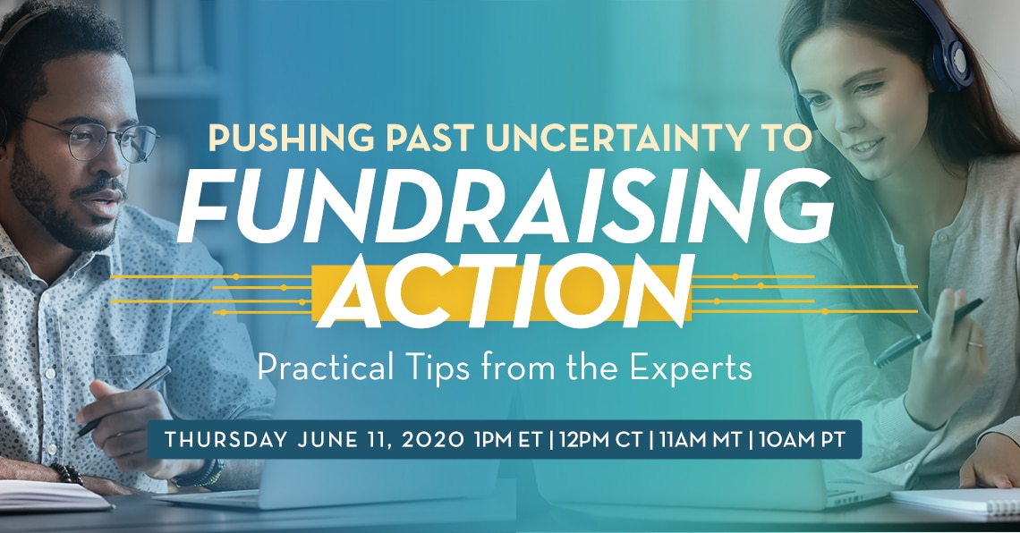 Pushing Past Uncertainty into Fundraising Action