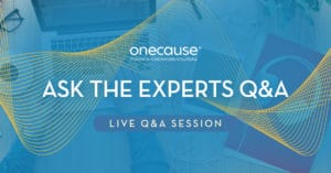 Ask the Experts Live Q&A Session