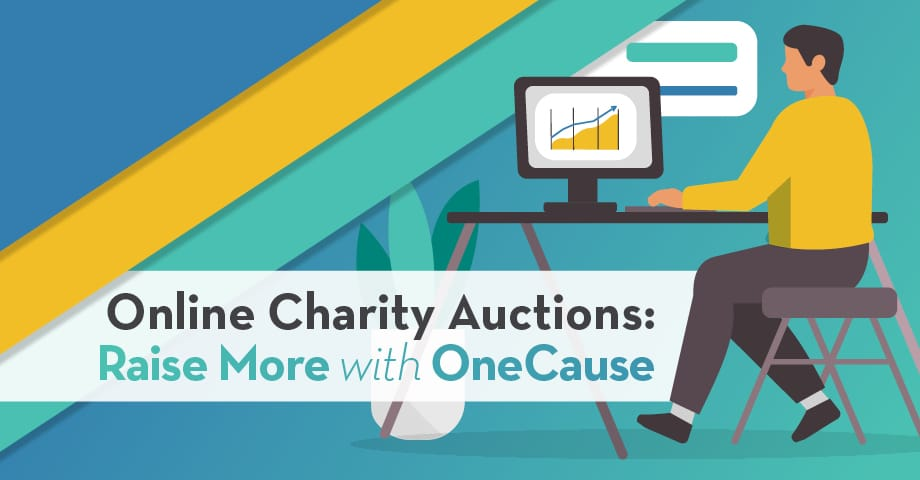 Online Charity Auction Guide: Raise More with OneCause