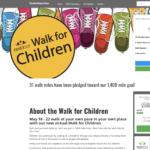 nextdoor - Walk for Children