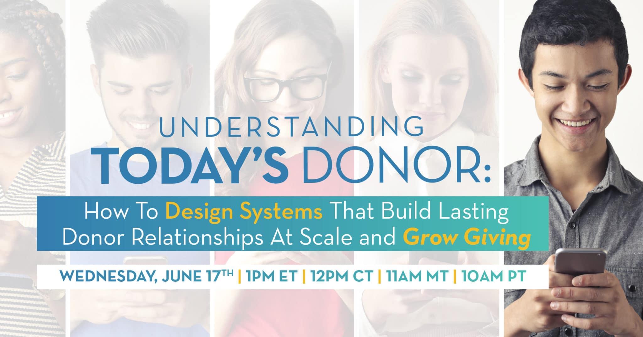 Understanding Today's Donors