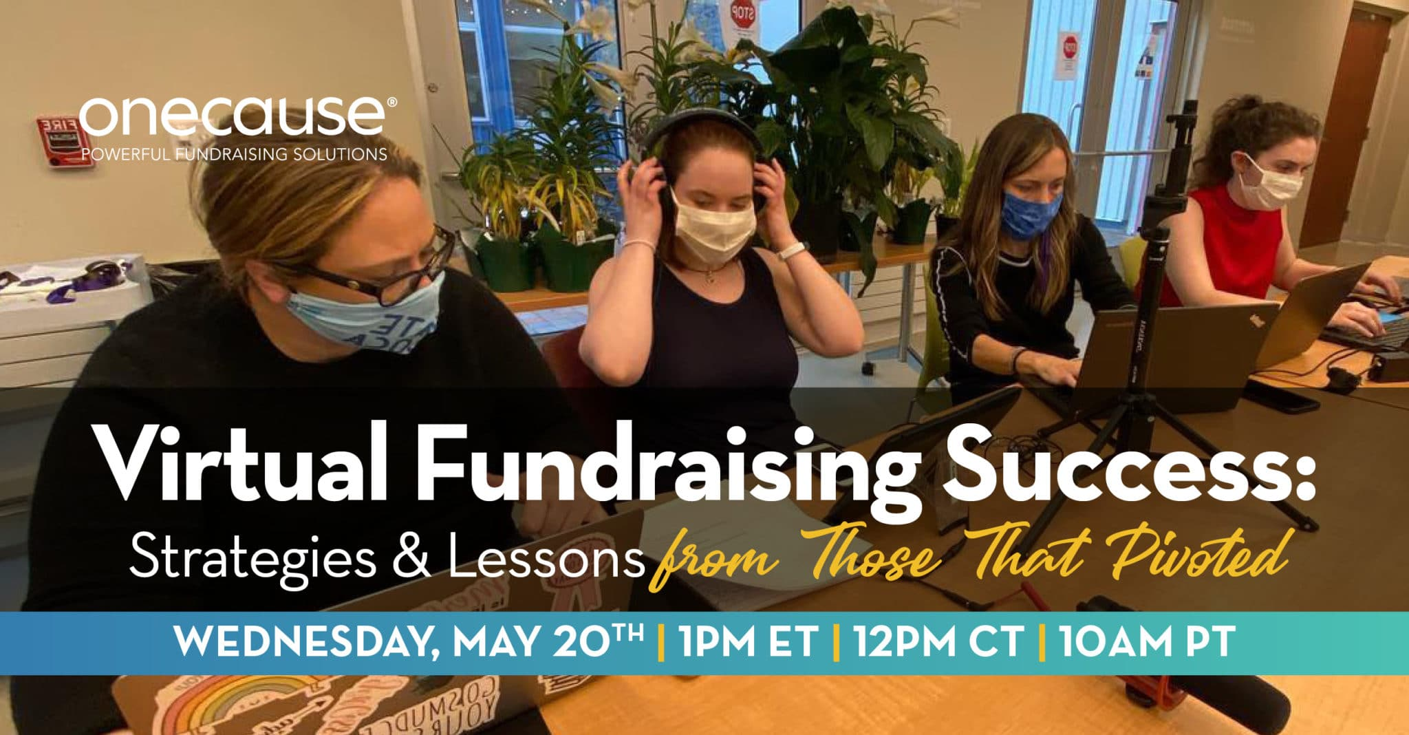 Virtual Fundraising Success: Strategies & Lessons from Those That Pivoted