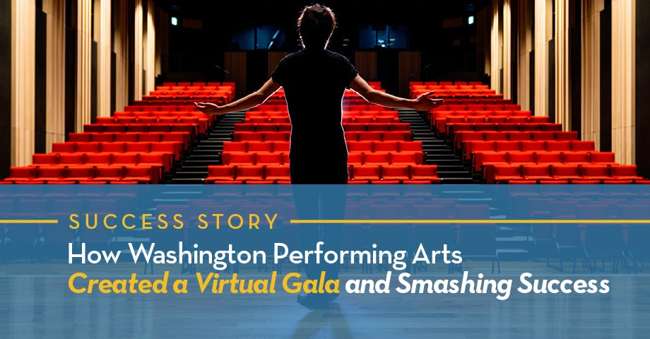 Washington Performing Arts OneCause Success Story