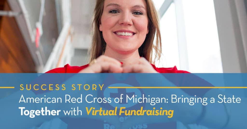 American-Red-Cross-Michigan-Virtual-Fundraising