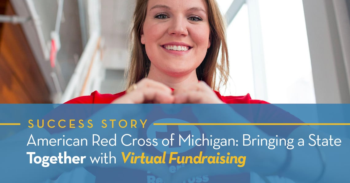American-Red-Cross-Michigan-Virtual-Fundraising