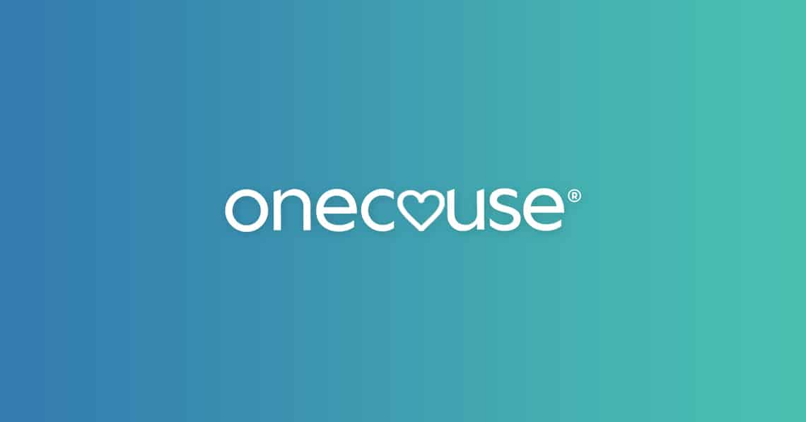 OneCause Heart logo