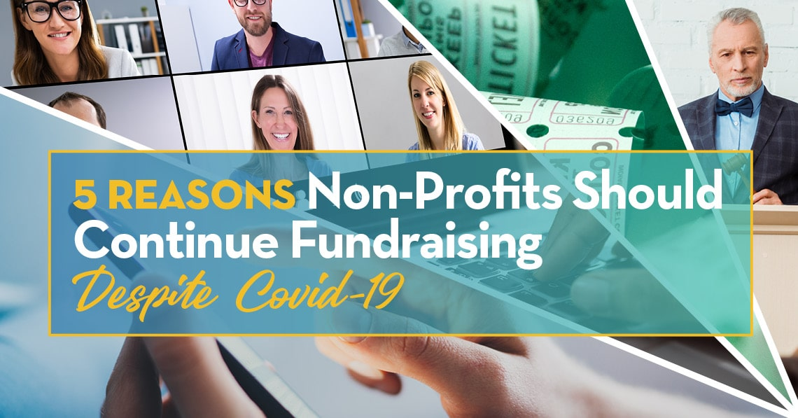 Continue Fundraising during COVID 19