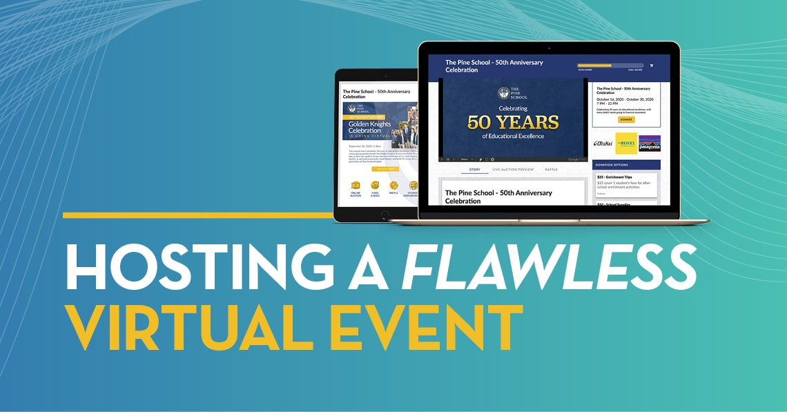 Hosting a Flawless Virtual Event