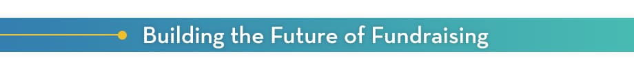 Virtual Event Center - Building the Future of Fundraising