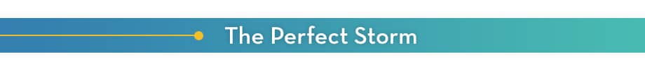 Virtual Event Center - The Perfect Storm