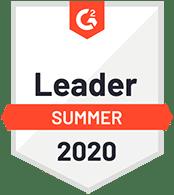G2 Leader Summer 2020