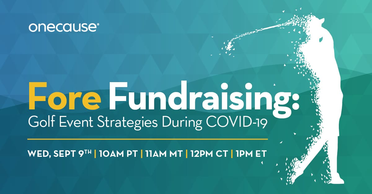 Fore Fundraising: Golf Event Strategies During COVID-19