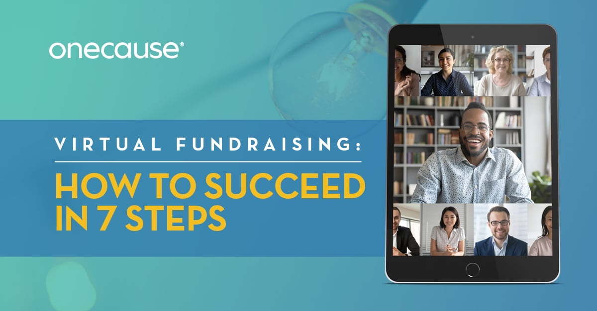 Virtual Fundraising: How to Succeed In 7 Steps