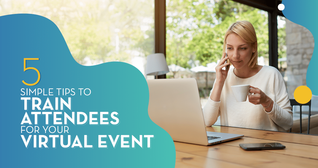 Learn how to train attendees and set expectations for your virtual fundraising events.