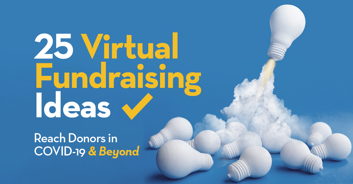 These alternate ideas will get you creatively fundraising.