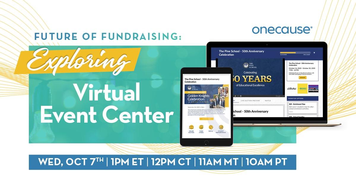 Exploring Virtual Event Center
