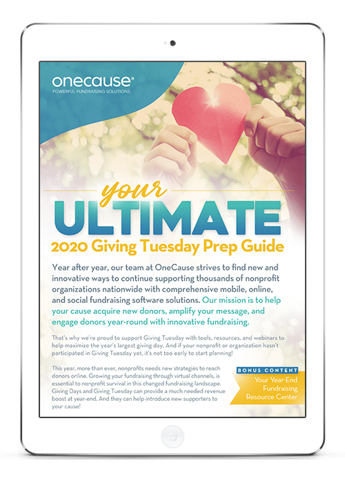 Giving Tuesday Prep Guide