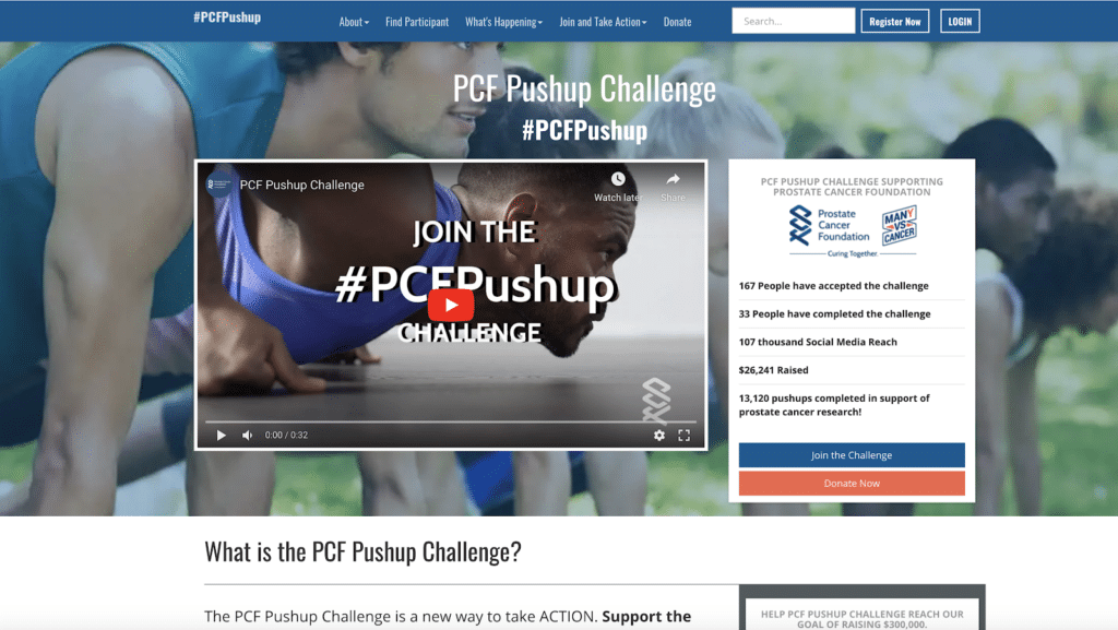 Challenge campaigns are an effective peer-to-peer fundraising idea for many missions.