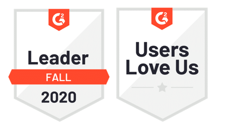 G2 Fall leader 2020