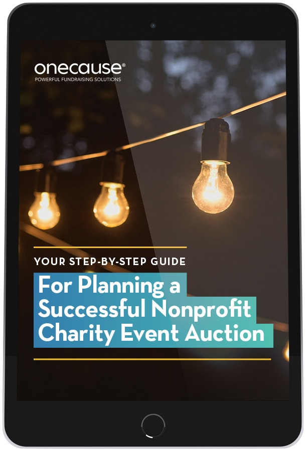 Charity Event Guide IPad