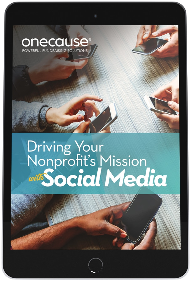 Driving Your Mission with Social Media Ipad
