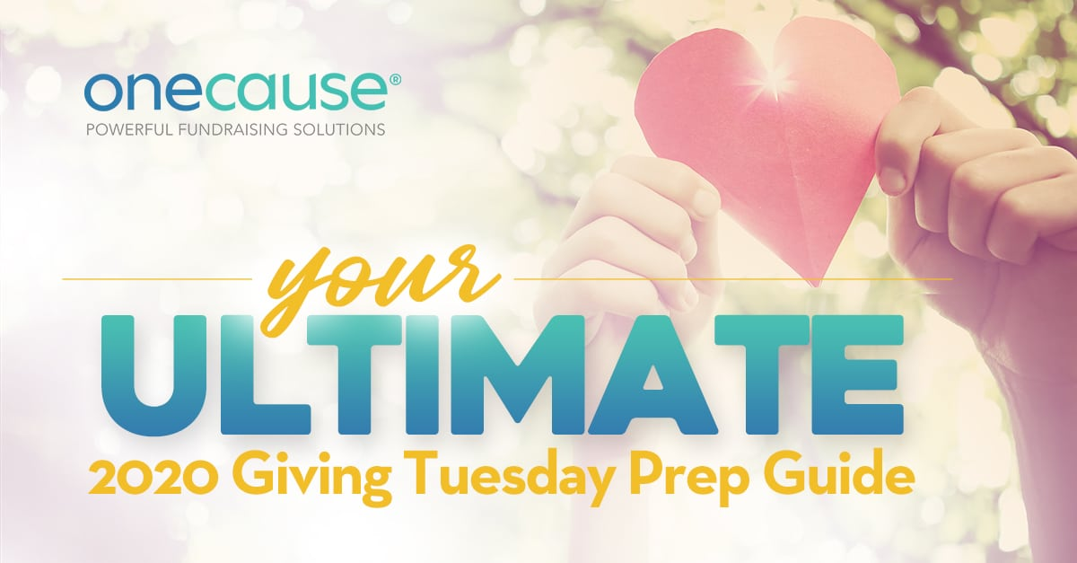 Giving Tuesday: Ultimate Prep Guide