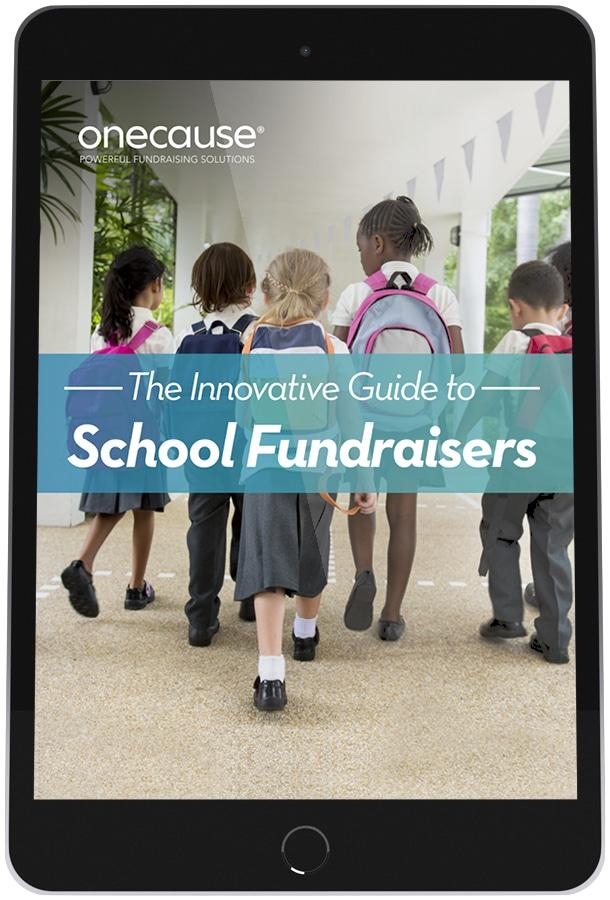 School Fundraiser iPad
