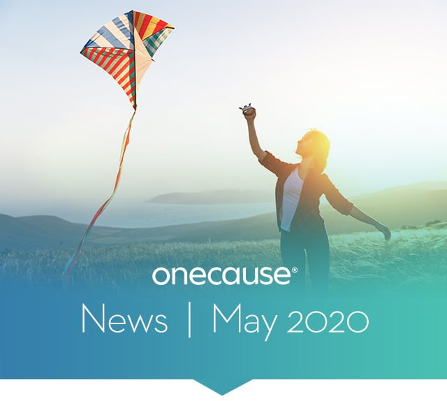 OneCause News May 2020