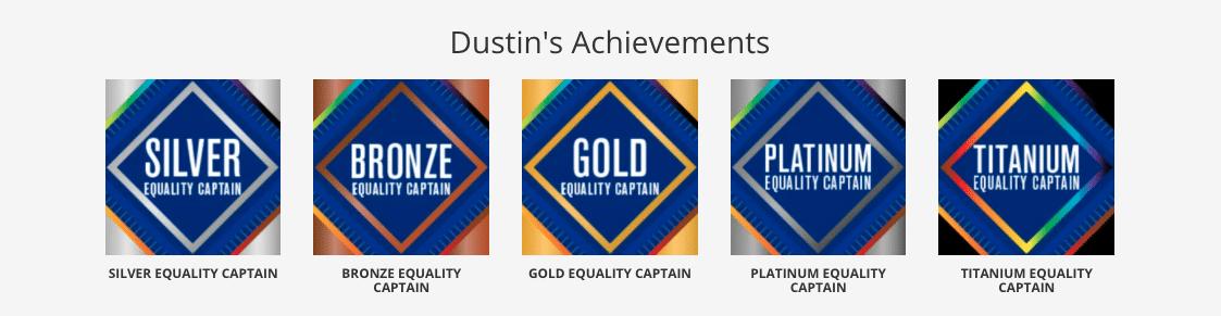 Recognition Badges-HRC