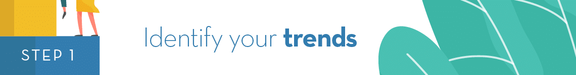 Identify your trends