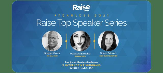 Raise Top Speaker Series