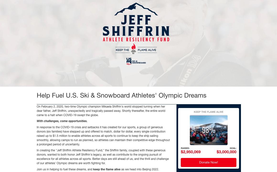 U.S. Ski & Snowboard Foundation