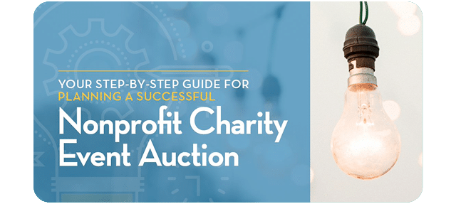 Step-by-Step guide to Charity Auction