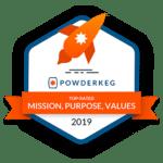 Powderkeg mission vision values