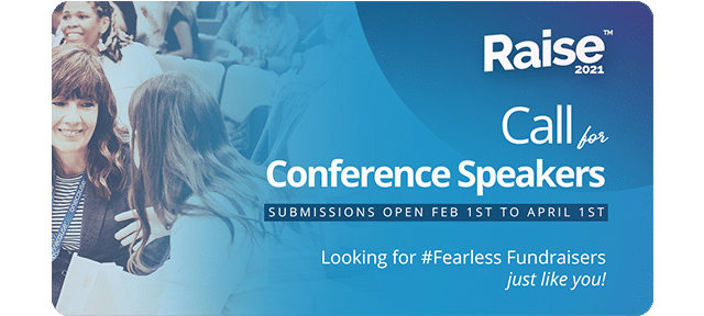 Raise Call for speakers 2021
