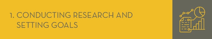 Start planning an awareness campaign by doing research and setting goals.