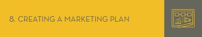 Create a plan for your marketing your awareness project.