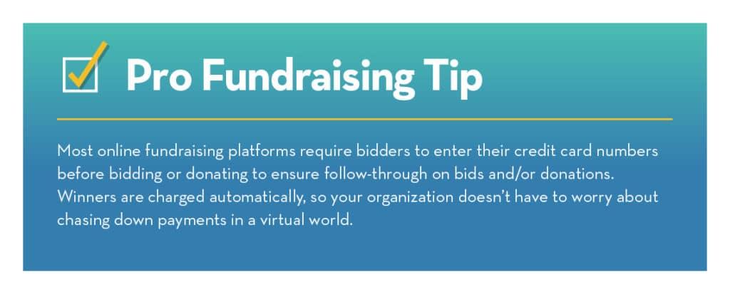 Pro Fundraising Tip: Online Platforms